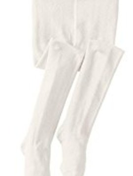 Jefferies Socks White Seamless 3 pk