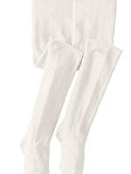 Jefferies Socks White Seamless 3 pk