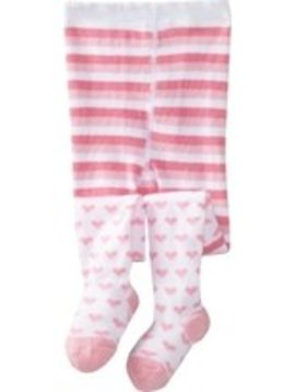 Jefferies Socks Heart Tights