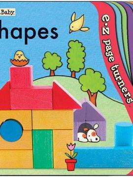 Innovative Kids Shapes EZ Turn Book