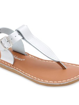 Sun San by Hoy Shoes Silver T-Thong Sandal