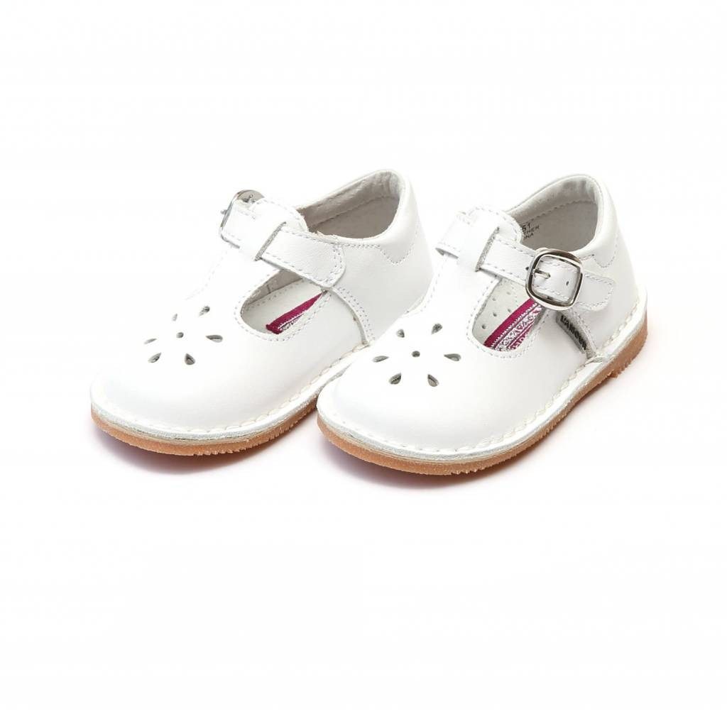 L'amour Shoes T-Strap Mary Jane