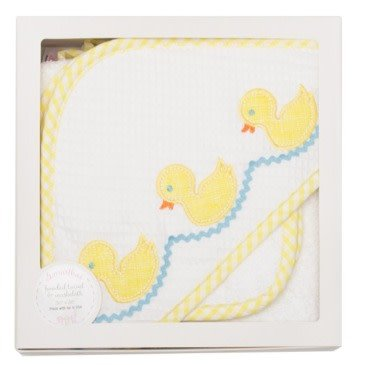 3 Marthas Yellow Duck Towel and Washcloth Set