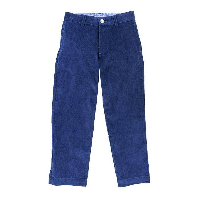 Bailey Boys Navy Corduroy Pant