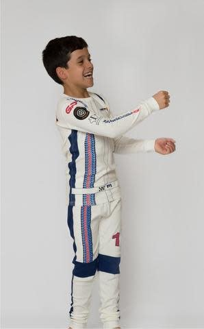 Meru Racer PJ Set