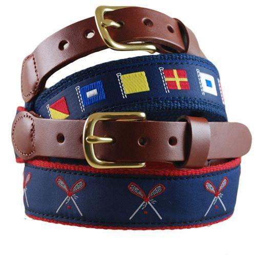 leatherman belt Brown Leather Strap Belt