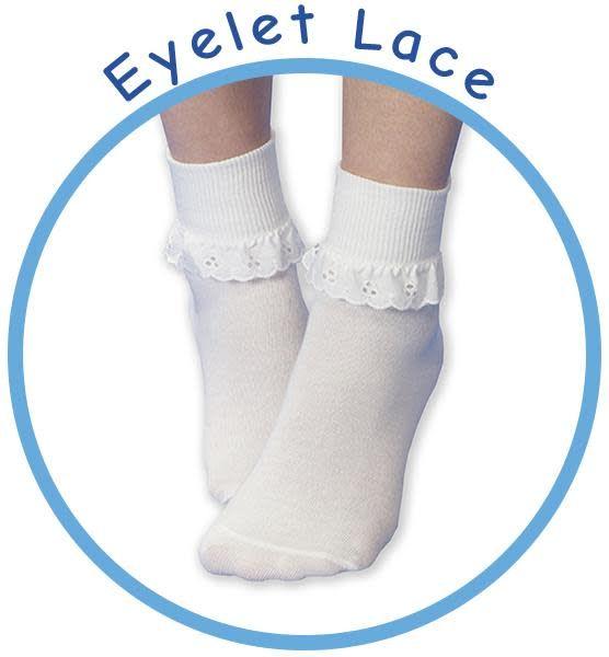 Jefferies Socks Eyelet Turndown