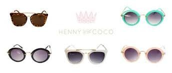 Henny and Coco Henny and Coco Classic Sunglasses