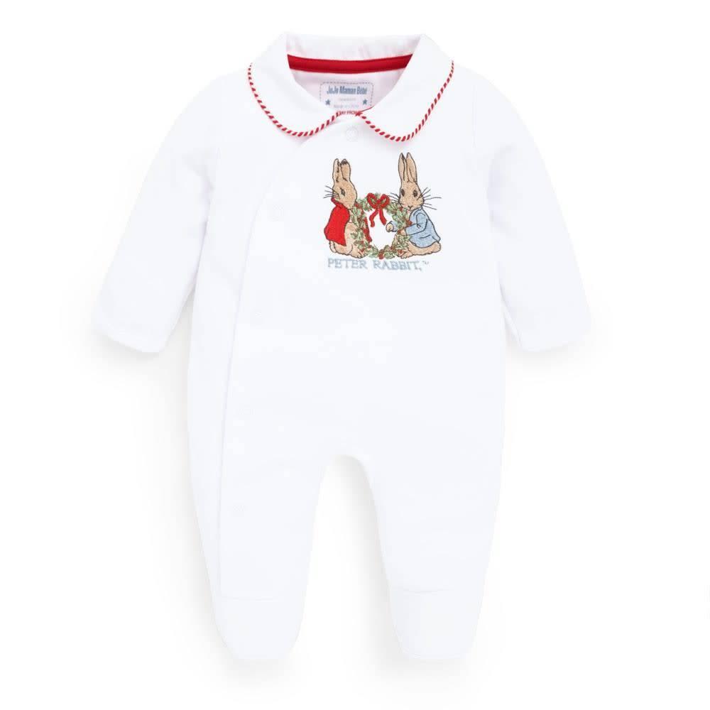 JoJo Maman Bebe Peter Rabbit Sleepsuit