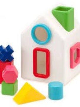 Kid-O Sort a Shape House