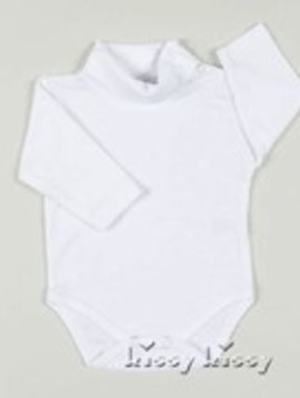 Kissy Kissy Turtleneck Bodysuit*