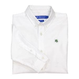 J. Bailey White Oxford Button Down