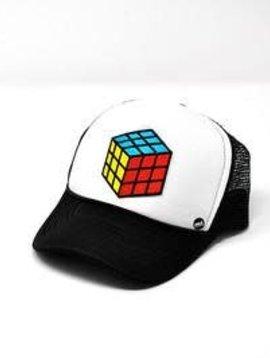 Mother Trucker & co Rubik's Cube Hat