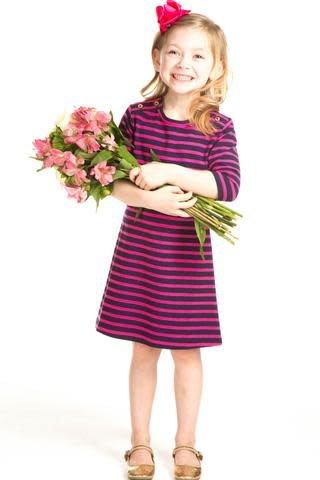 Duffield Lane Abby Dress