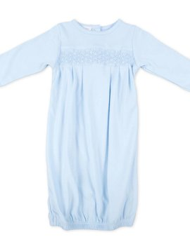 magnolia baby Smocked Gown