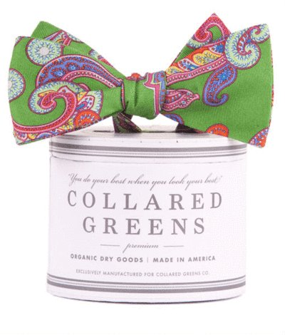 Collared Greens Collard Green Bow Ties