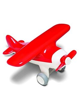 Kid-O Red Push Airplane