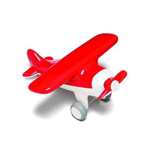 Kid-O Red Push Airplane