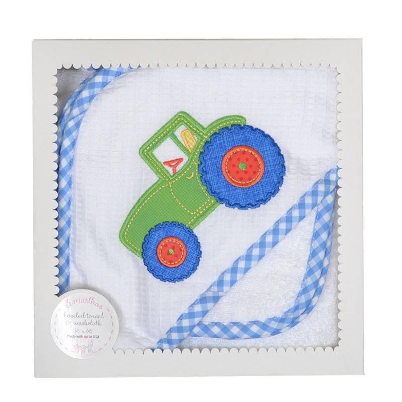 3 Marthas Washcloth Set