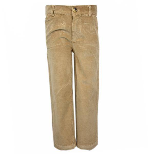 E.L.K. Honey Brown Corduroy Pant