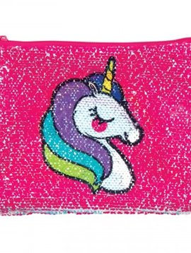 Style.Lab Magic Sequin Pouch with Lip Balm