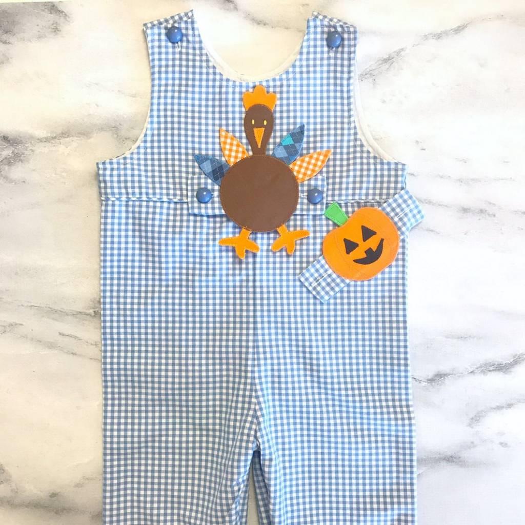 Funtasia Too Turkey/Pumpkin Tab Longall