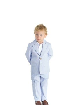 Florence Eiseman Seersucker Suit