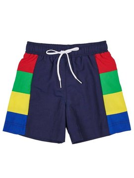 Florence Eiseman Colorblock Trunk