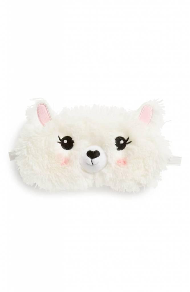 Iscream Llama Sleep Mask