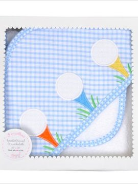 3 Marthas Golf Game Towel and Washcloth Set