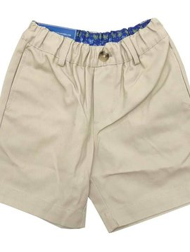 J. Bailey Khaki Twill Shorts
