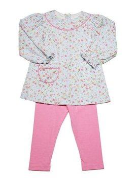 Lullaby Set Floral Knit Pant Set