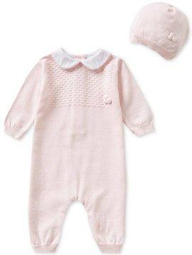 Feltman Brothers Pink Knit Longall