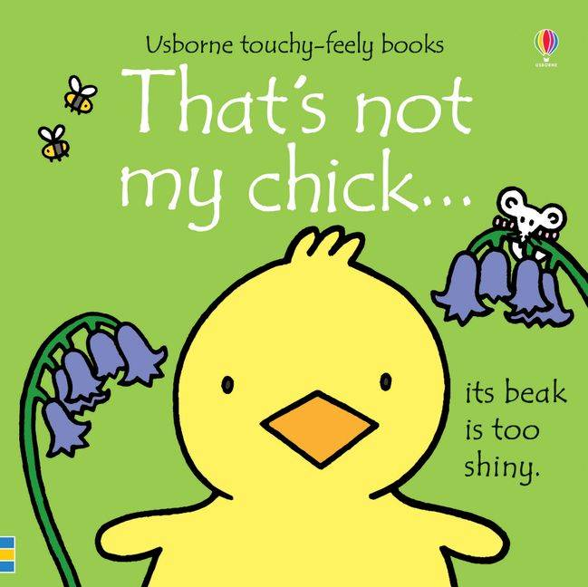 EDC/Usborne That's Not My Chick