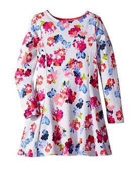 Joules Floral Jersey Skater Dress