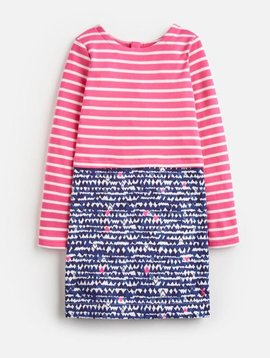 Joules Mock Layer Dress