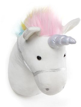 Gund Unicorn Head Wall Trophy