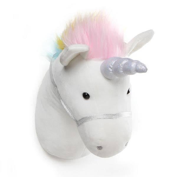 Gund Unicorn Head Wall Trophy