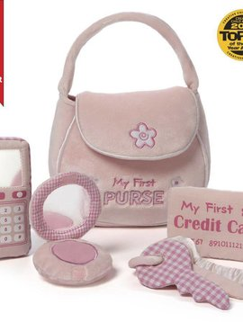 Gund My First Purse