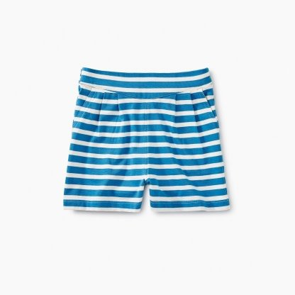 Tea Collection Striped Dock Shorts