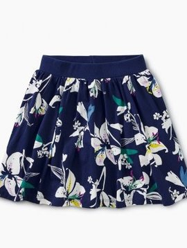 Tea Collection Tropical Lillies Twirl Skort