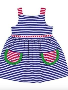 Florence Eiseman Watermelon Aloha Dress