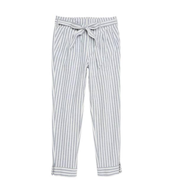 Habitual Stripe Dawson Paper Bag Jogger