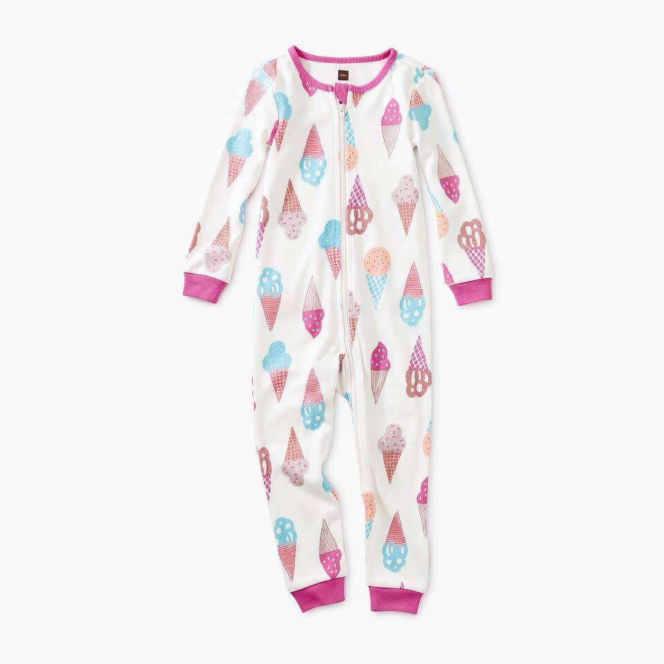Tea Collection Sweet Scoops Long Sleeve Baby