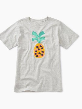 Tea Collection Pineapple Graphic Tank