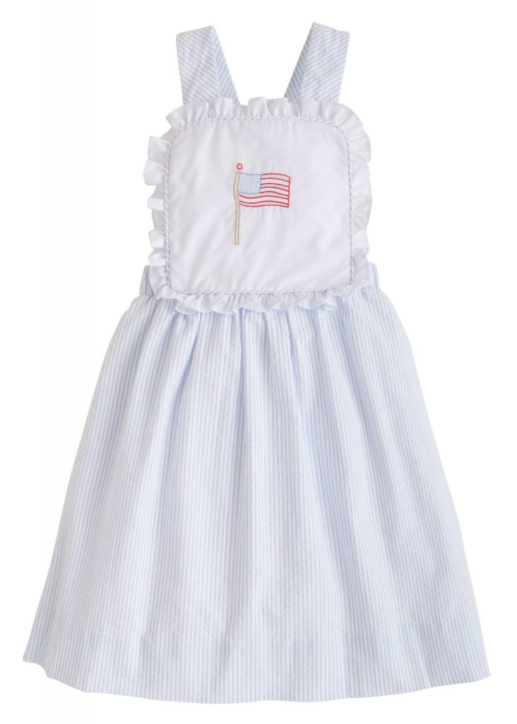 Little English Ava Flag Dress
