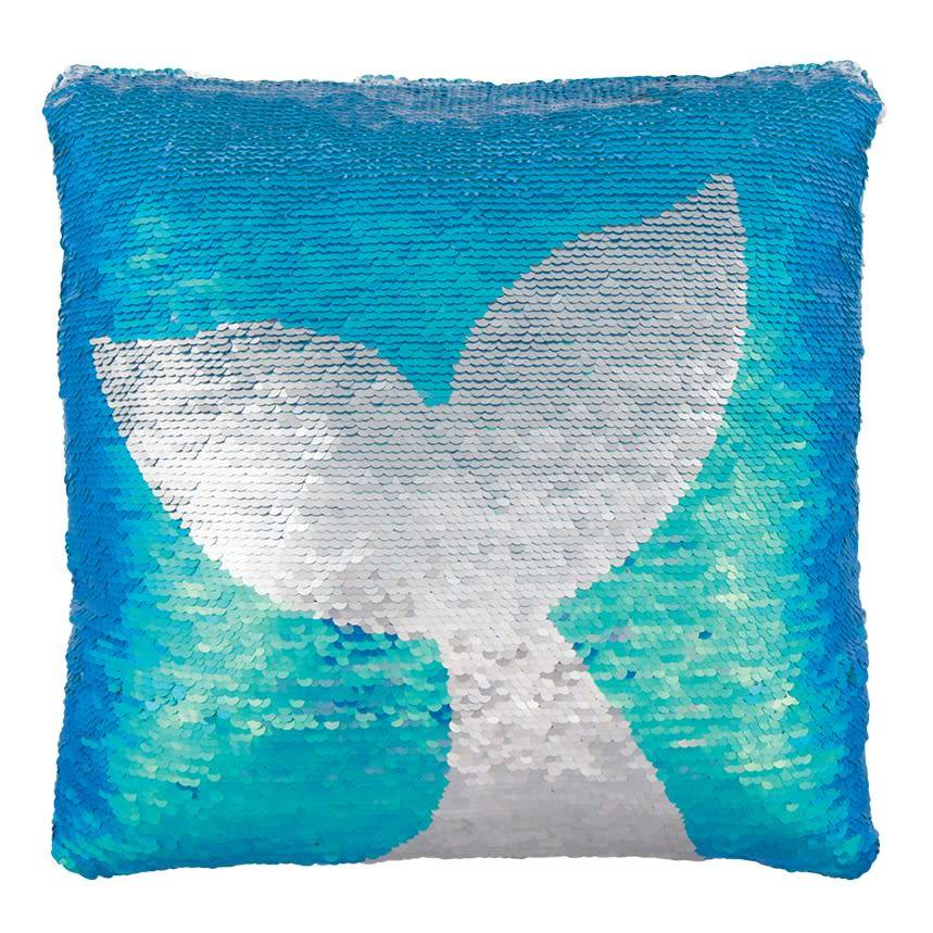Fashion Angels Mermaid Tail Sequin Pillow