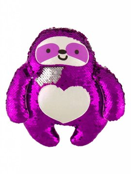 Fashion Angels Magic Sequin Plush Sloth