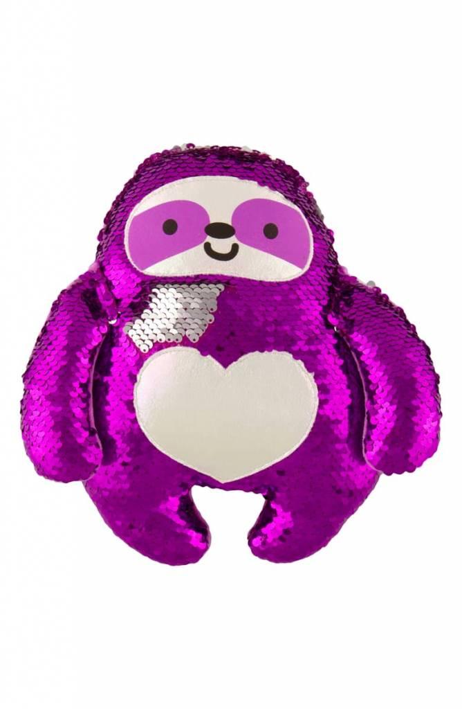 Fashion Angels Magic Sequin Plush Sloth