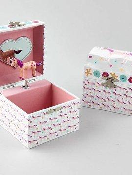 Floss & Rock Unicorn Jewelry Box